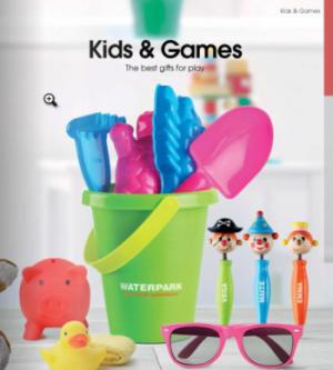 FLASH - PROMO - KIDS & GAMES