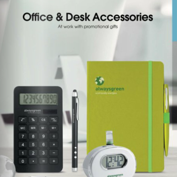 FLASH PROMO - OFFICE & DESK ACCESSORIES