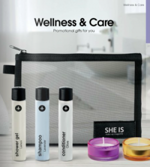 FLASH PROMO - WELLNESS & CARE