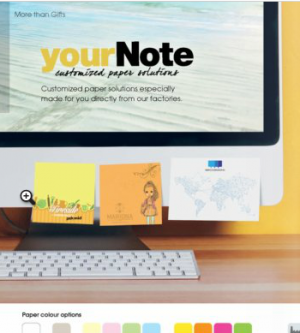 FLASH - PROMO - YOUR NOTE